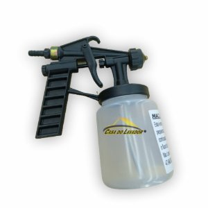 Pistola de Ar Direto para Pintura  600 ML - 40 PSI