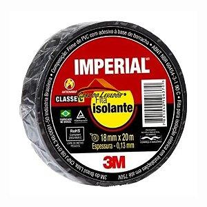 Fita Isolante 18MMX20M Imperial 3M