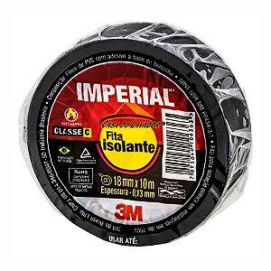 Fita Isolante 18MMX10M Imperial         3M