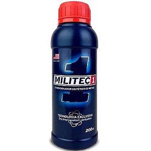 Condicionador de Metais Militec1 Frasco 200ml Original