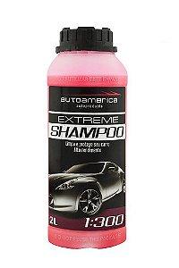 Shampoo Concentrado Diluição 1:300 (2L) - Autoamerica Extreme