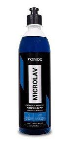 Microlav Limpador Manutenção de Microfibra e Boinas Vonixx 500ml