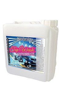 Detergente Automotivo Com Cera TopWash Concentrado 5 Litros