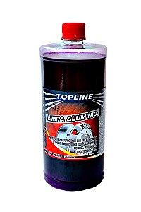 Limpa Alumínio Topline 1000ml