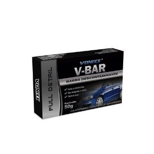 V-Bar – Barra Descontaminante 100g Vonixx
