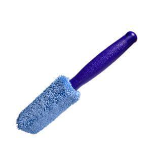Escova de Microfibra para Limpeza de Aros Anti Risco Vonixx