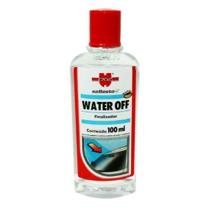 Cristalizador de Vidros Water Off 100ml