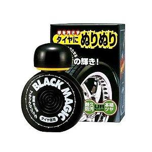 Pneu Pretinho 150ml - Black Magic Soft99