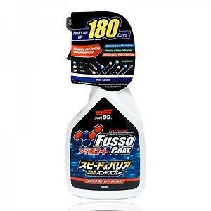 Spray de Manutenção Fusso Coat 500ml- Soft99