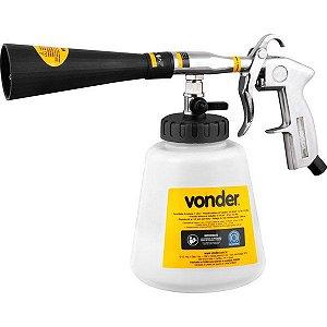 Pistola Tornador para Limpeza Profissional Rolamentada Vonder