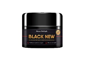 Black New Revitalizador de Plásticos e Borrachas 200GR