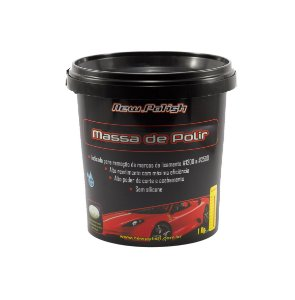 Massa de Polir 1kg - New Polish