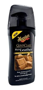 Hidratante de Couro Gold Class Rich Leather 400ml - Meguiars G17914