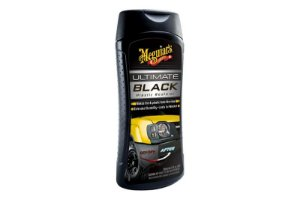 Renova Plásticos Ultimate Black 355ml - Meguiars G15812