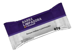 Clay Bar - Barra Descontaminadora Finisher 80g