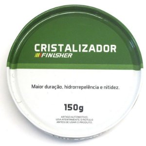 Cristalizador Automotivo Finisher 150g