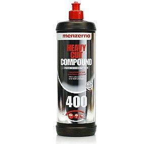 Heavy Cut Compound 400 Menzerna Polidor Fg400 1L