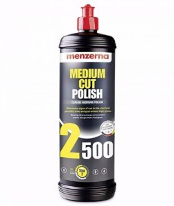 Medium Cut Polish 2500 Menzerna 1000ml