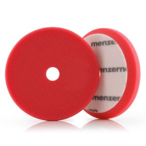 Boina de Espuma Menzerna Agressiva 6'' - Heavy Cut Foam Red Pad