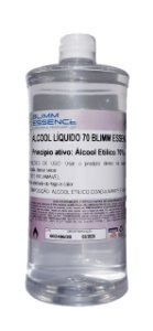 Álcool Líquido 70° Blimm 1 Litro
