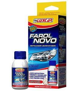REVITALIZADOR LIQUIDO FAROL NOVO 50 ml LUXCAR