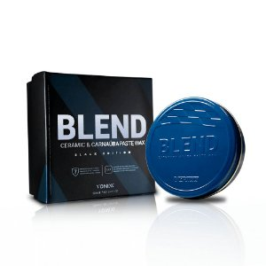 Blend Ceramic & Carnaúba Paste Wax Black Edition 100g Vonixx Lançamento