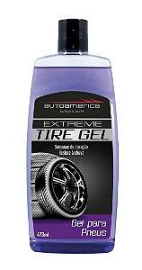 Pretinho Extreme tire gel 473ml longa durabilidade Autoamerica