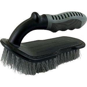 Escova Limpa Carpetes e Tecidos AUTO CRAZY