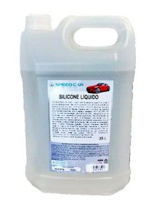 SILICONE LÍQUIDO SPEED CAR 5L