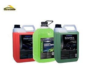 Kit Vonixx Limpeza Automotiva Promoção