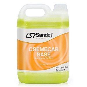 Detergente Concentrado de uso Geral Cremecar Sandet 5000ml