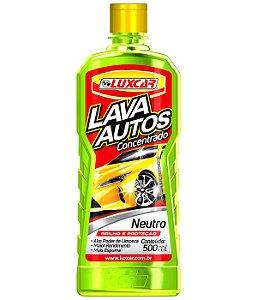 Lava Autos Concentrado Luxcar 500 ml