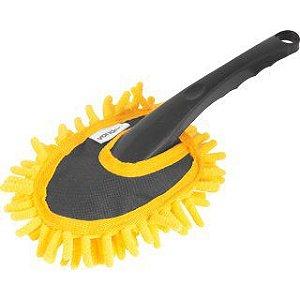 Espanador de microfibra para limpeza e lavagem