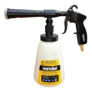 Pistola Tornador Pneumática Profissional Lançamento Vonder