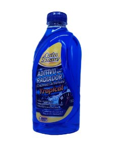 Aditivo para Radiador Concentrado Antiferrugem Tropical AutoShine