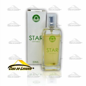 Aromatizante Automotivo STAR CAR PARFUM EASYTECH 50ML