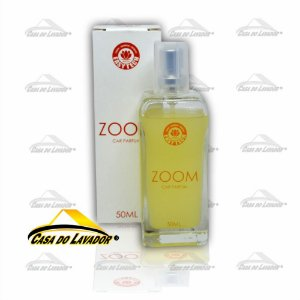 Aromatizante Automotivo ZOOM CAR PARFUM EASYTECH 50ML