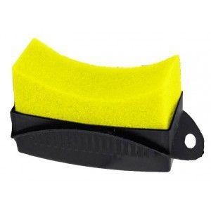 Aplicador de Pretinho 100% Poliéster - Esponja Amarela Detailer