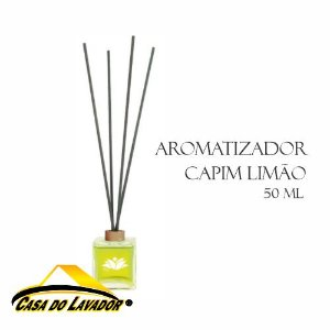 Aromatizador Lodore  SCP Capim Limão Home 50 ML