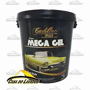 Silicone Mega Gel 1KG - Maça Verde Cadillac