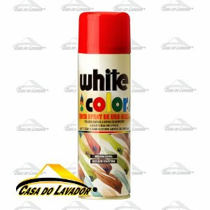 OrbiSpray Tinta Spray Vermelha 340ML/190G