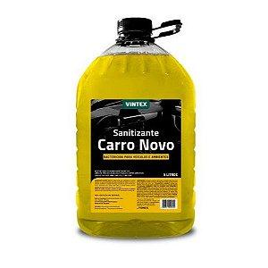 Aromatizante Sanitizante - Carro Novo 5L Vonixx
