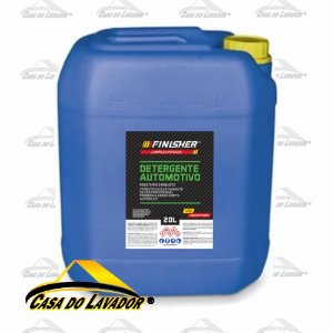 FINISHER® LP - DETERGENTE AUTOMOTIVO - GALAO 20 LITROS