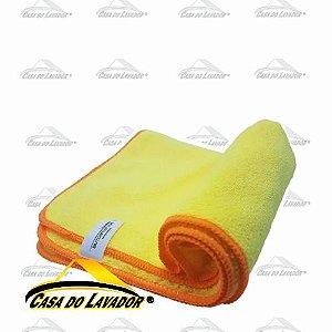 Flanela de Microfibra Premium Autoamerica 40X60 C/ Embalagem