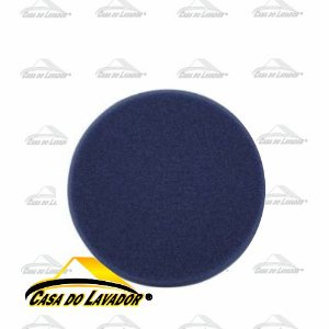 Boina Azul 3,5'' SUAVE Lustro Autoamerica