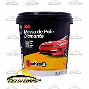 MASSA DE POLIR CORTE DIAMANTE 1KG 3M