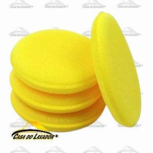 Espuma Aplicadora Amarela Grande Detailer