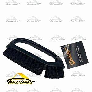 Escova Limpa Couro Detailer