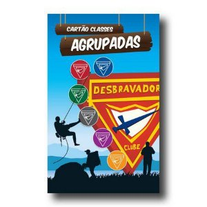 CARTÃO DE CLASSES AGRUPADAS (Registro)