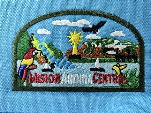 Emblema de campo Mision Andina Central (Perú) Adulto